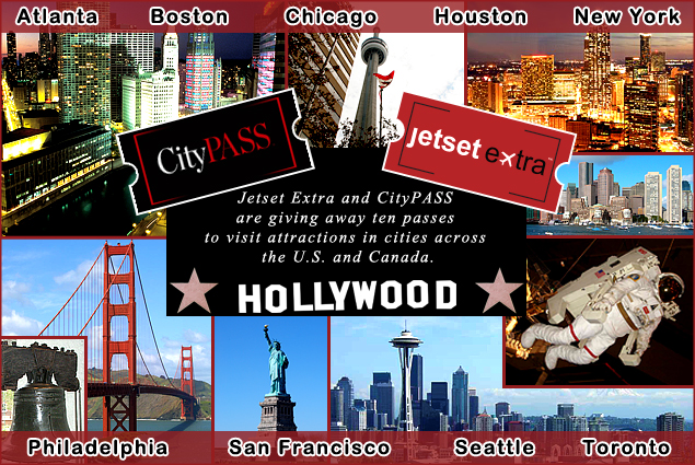 Win With CityPass and Jetset Extra