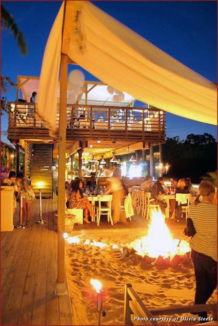 An Evening at Pret a Diner
