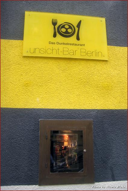 Photo outside Unsicht Bar