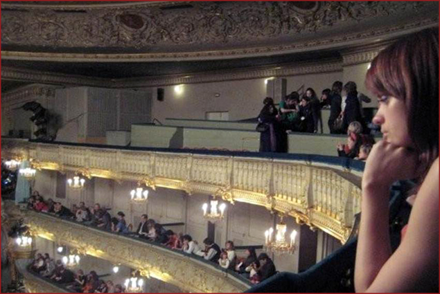 No trip to St. Petersburg is complete without seeing a Russian ballet performance