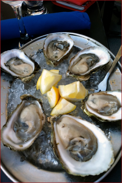 Black Point Oysters