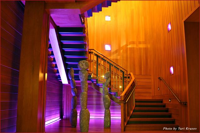 Spa at Ritz-Carlton Club Lake Tahoe