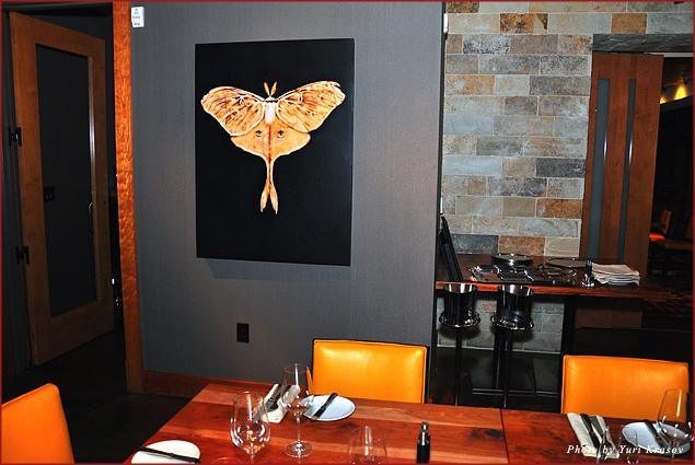 Manzanita Restaurant at Ritz-Carlton Lake Tahoe