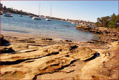 I have yet to find a city landscape that matches Sydney's natural beauty