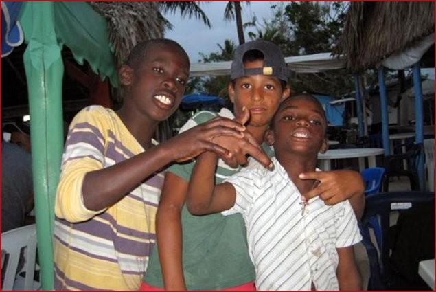 Cool kids…