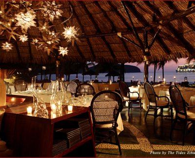 La Villa at The Tides features Pacific-Mexican fare
