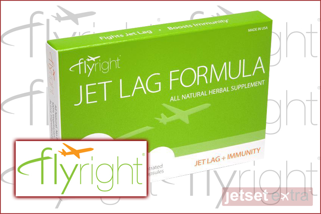 Jet Lag Formula is the all-natural way to arrive feeling your best