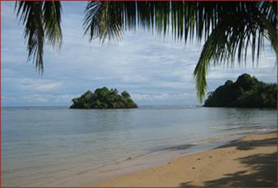 Samoan beaches are the definition of tropical and exotic!