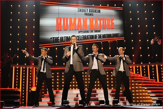Human Nature: The Ultimate Celebration of Motown Presented by Smokey Robinson
