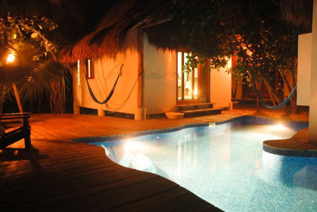 Jungle Nook: La Zebra's jungle rooms boast some surprises