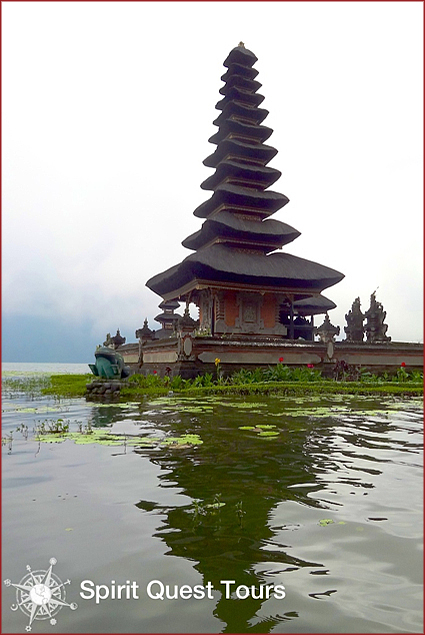 The Lake Temples