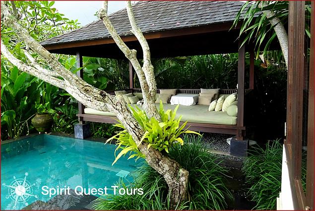 The Damai pool villas