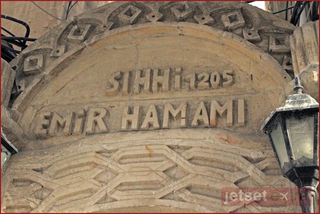 The Emir Hamam, the oldest Turkish bath in Mardin
