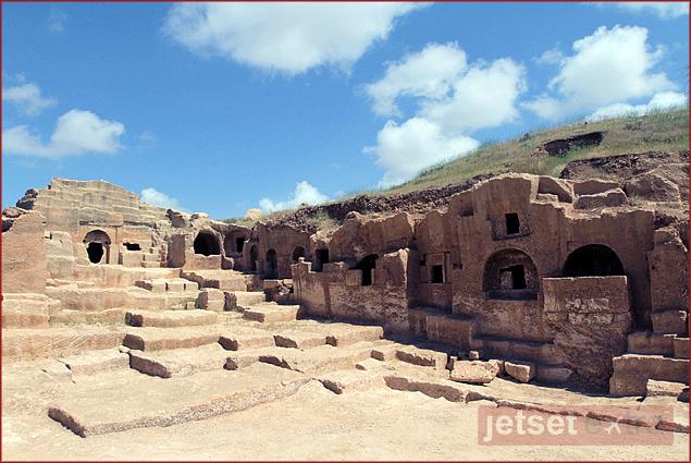 The ancient city of Dara