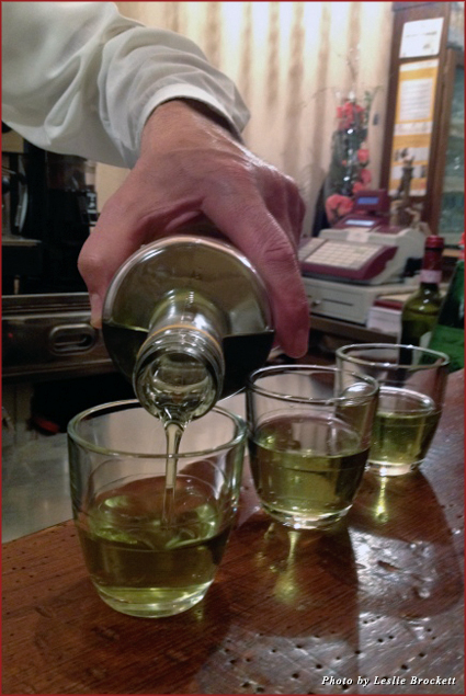 Fenucchiello (Fennel) Liquore
