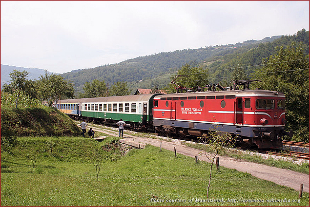 Researching information about your destination, such as train schedules in Bosnia, will make travel easier