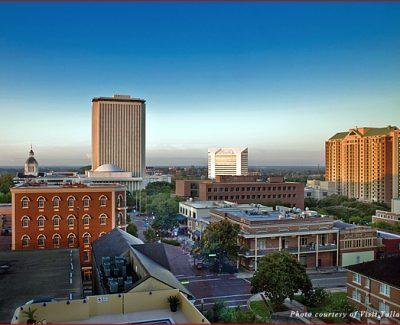Downtown Tallahassee, FL