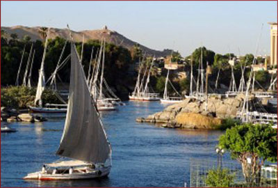 Sail the timeless Nile