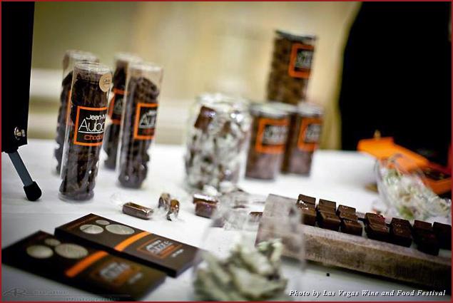 Chocolate from Jean-Marie Auboine Chocolatier