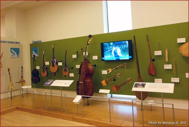 Instruments of Croatia at MIM