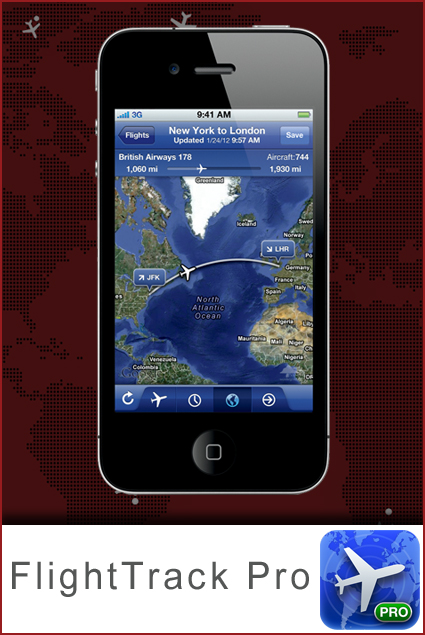 FlightTrack Pro - Travel smart