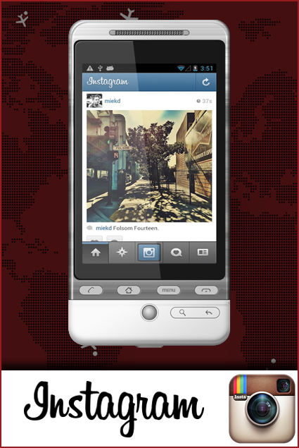 Instagram - Fast, beautiful photo sharing