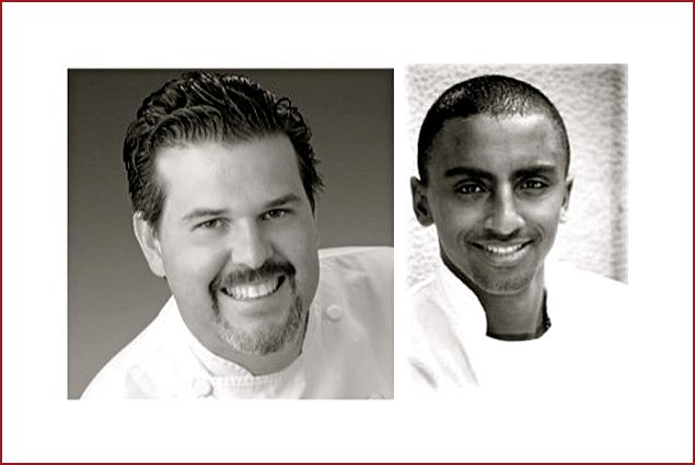 Chefs Richard Sandoval & Marcus Samuelsson