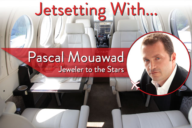 Jetsetting With Jeweler to the Stars Pascal Mouawad