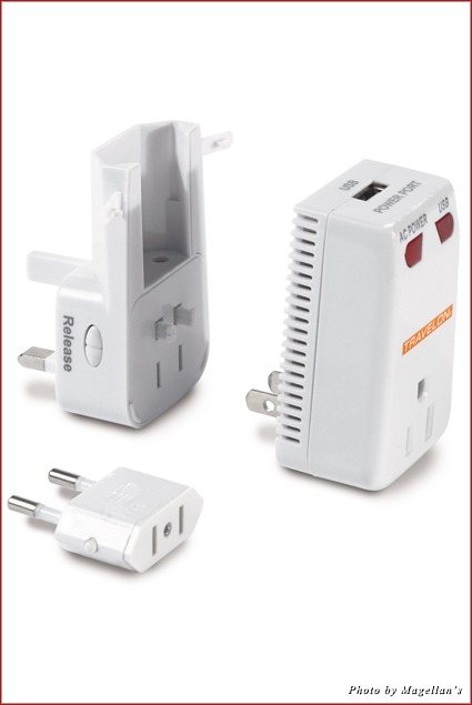 Travelon USB Adaptor and Converter