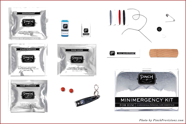 Minimergency Kit for Him