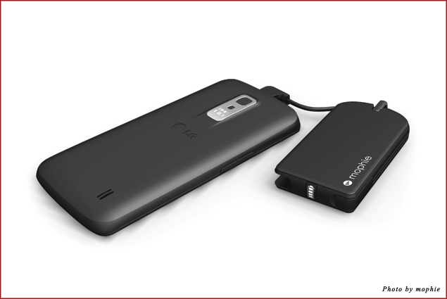 The mophie juice pack reserve micro