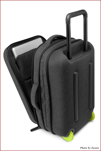 EO Travel Collection Hardshell Roller from Incase