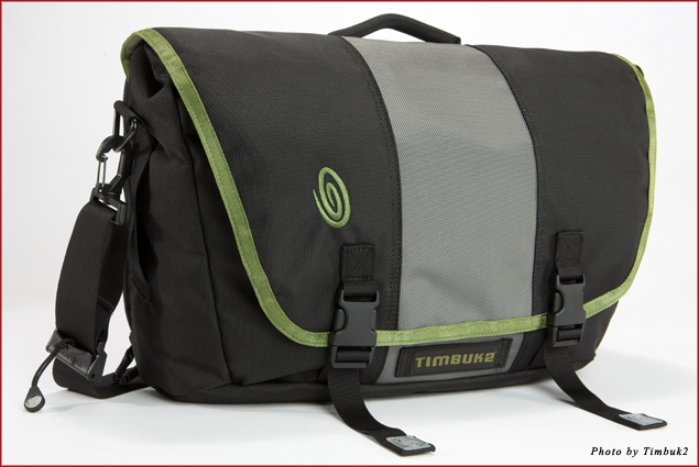 Timbuk2 Power Commute Messenger Bag