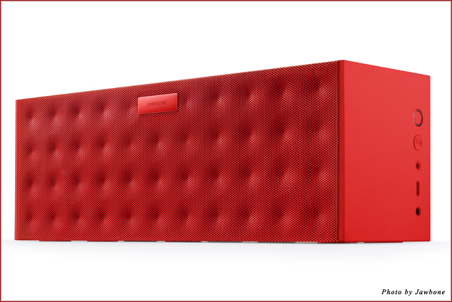 The Jawbone Jambox Portable Speaker