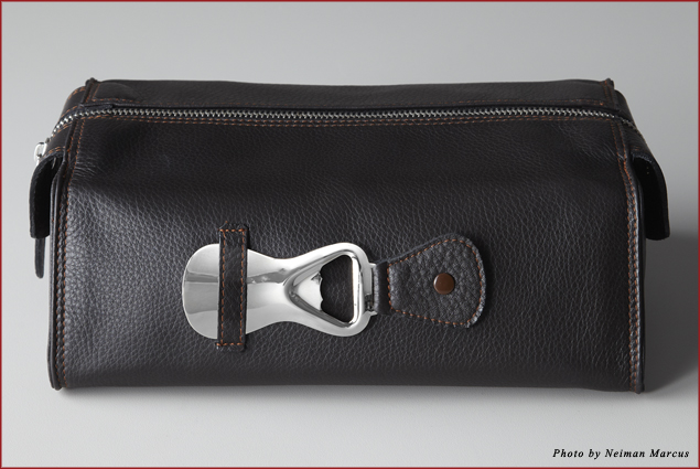 Neiman Marcus Toiletry Bag with Shoehorn