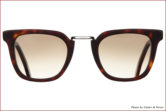 Sunglasses from Cutler & Gross