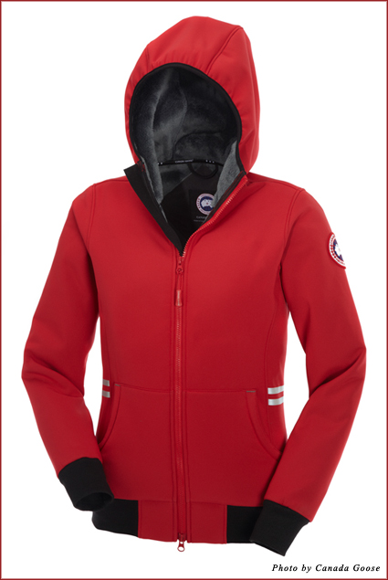 The Tremblant Full Zip Hoodie from Canada Goose