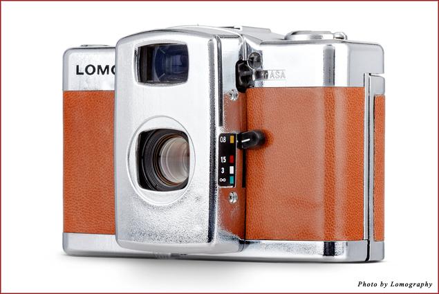 The LC-A+ Silver Lake Camera