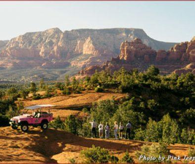 Pink Jeep Tours in Sedona, Arizona