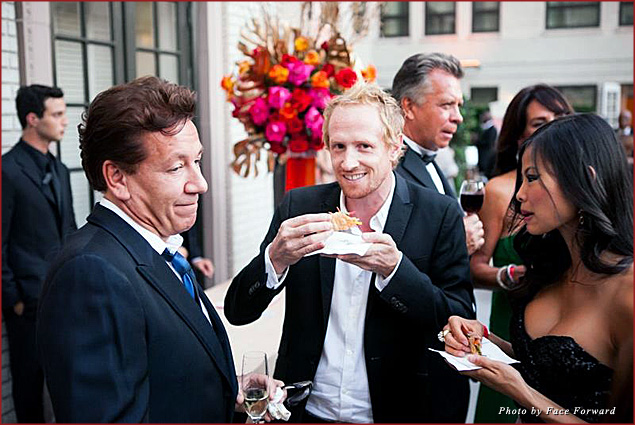 Facing anywhere but forward: TV's Ross King