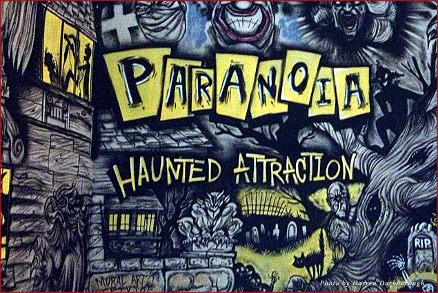 Paranoia Haunted Maze in Santa Monica