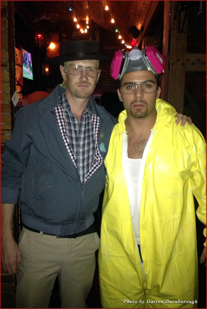 """Walter White and Heisenberg persona from """"Breaking Bad"""""""