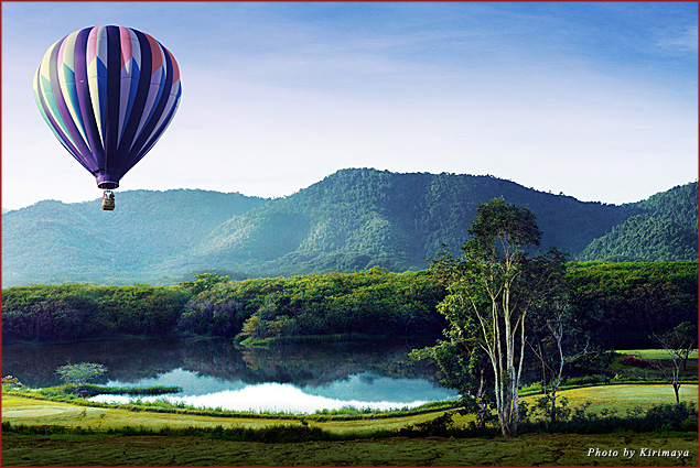 Float above an area dotted with wineries in a Kirimaya ballooning adventure
