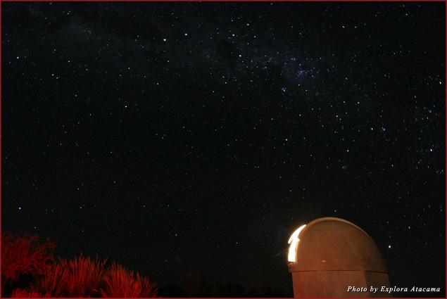 Spend Valentine's Day under the stars in the Atacama Desert