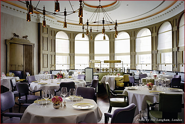 Roux at The Landau offers a seven-course menu this Valentine's Day