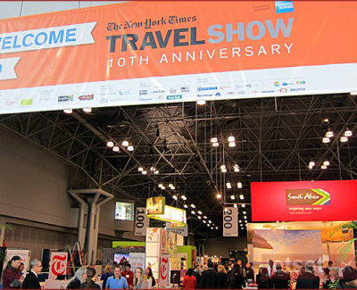 The 10th Annual New York Times Travel Show