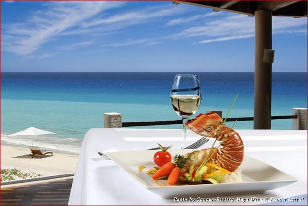 The Cancun-Riviera Maya Wine & Food Festival