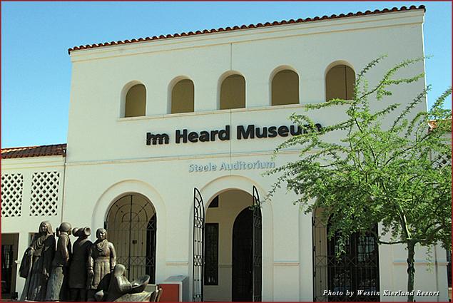 The astonishing Phoenix Art Museum