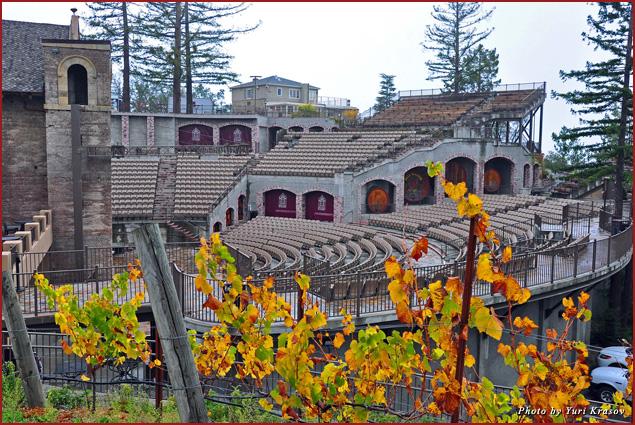 Mountain Winery Auditorium