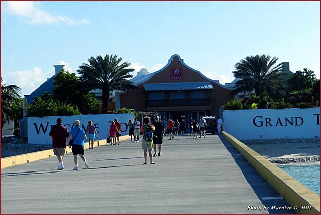 Grand Port Dock